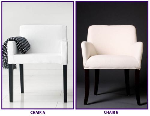 Lisa Canning Chair comparison